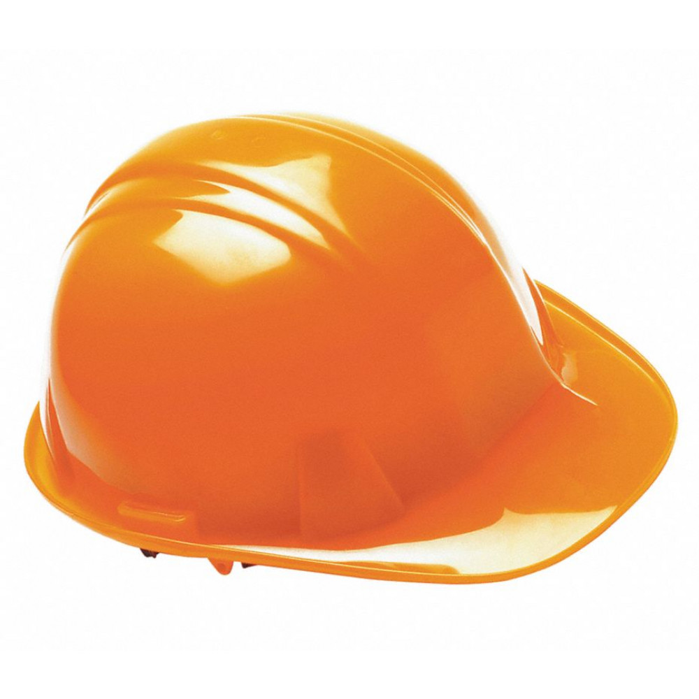 Casco Seguridad Naranja