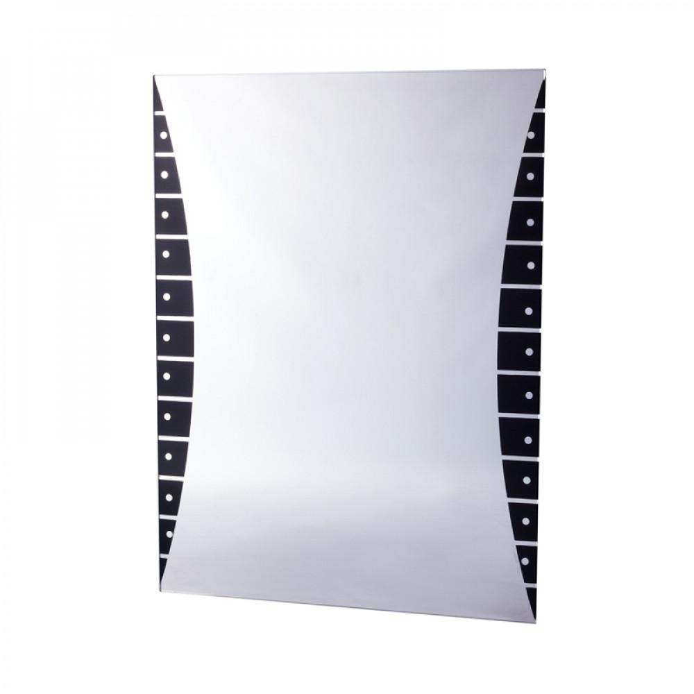 Espejo Rectangular Biselado 80x60cm Vertical