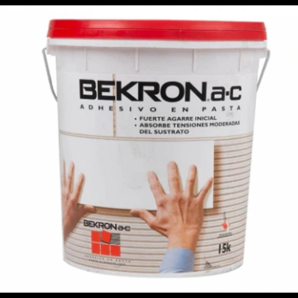 Adhesivo Cermico Ac Envase 15 Kg Bekron