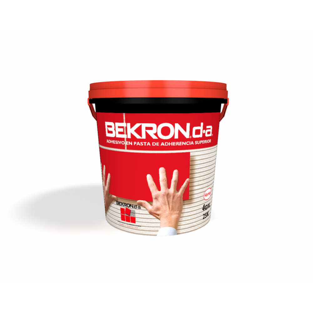 Adhesivo Cermico Da Pasta Tineta 25 Kg Bekron