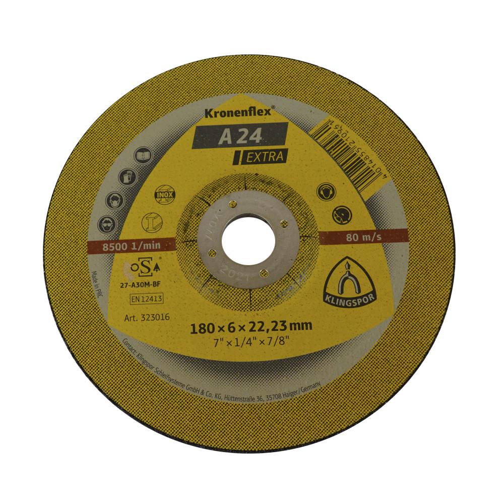 Disco  Fibra Fs764 Act 115x22g 60 A Estrella