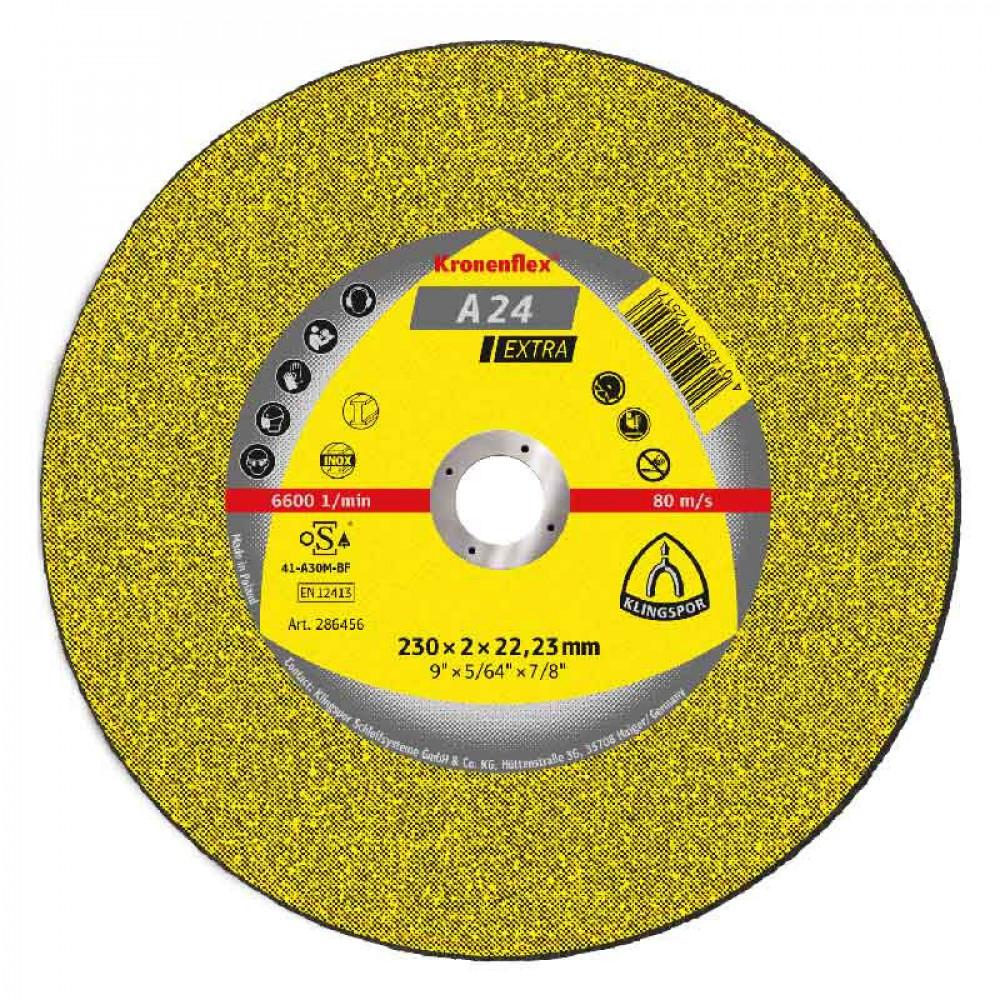 Disco  Corte Metal Cp A24extra 9 Klingpor