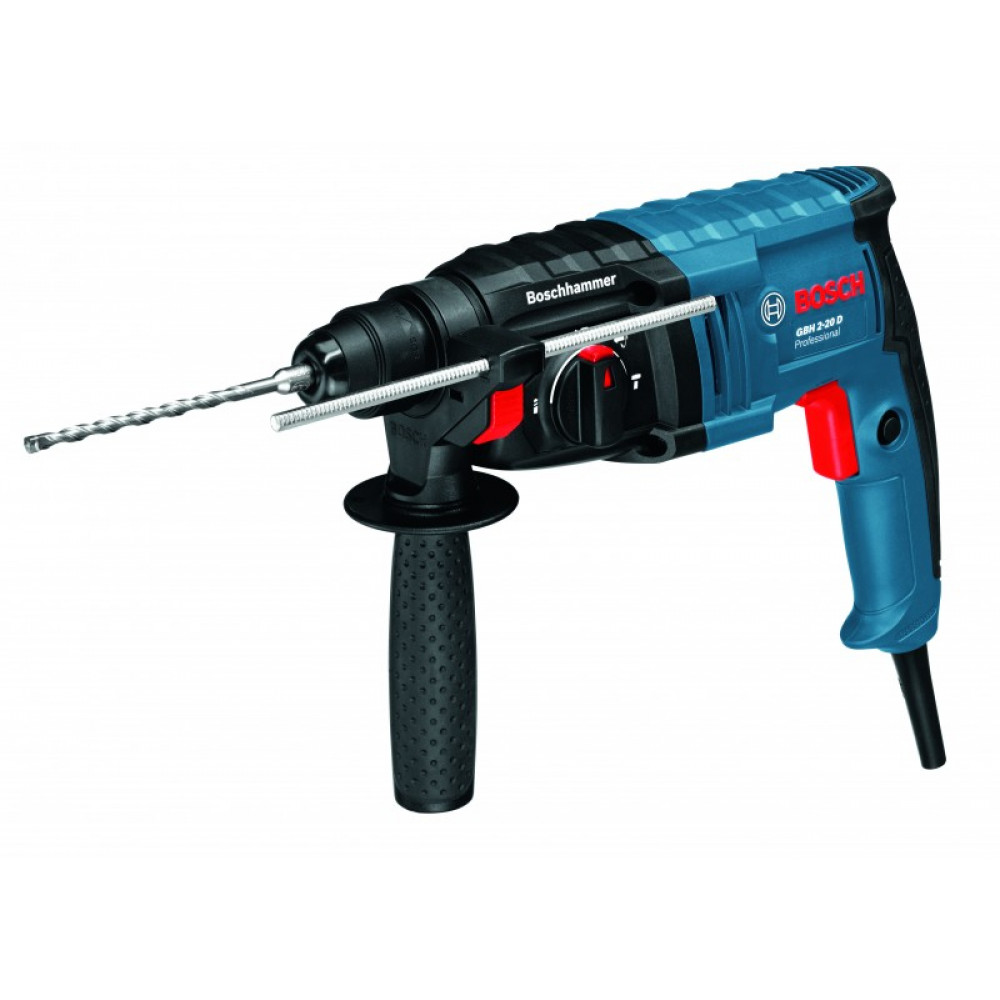 Rotomartillo Sds Plus 20 Mm 650 W 2.3 Kg (gbh 2 20) Bosch
