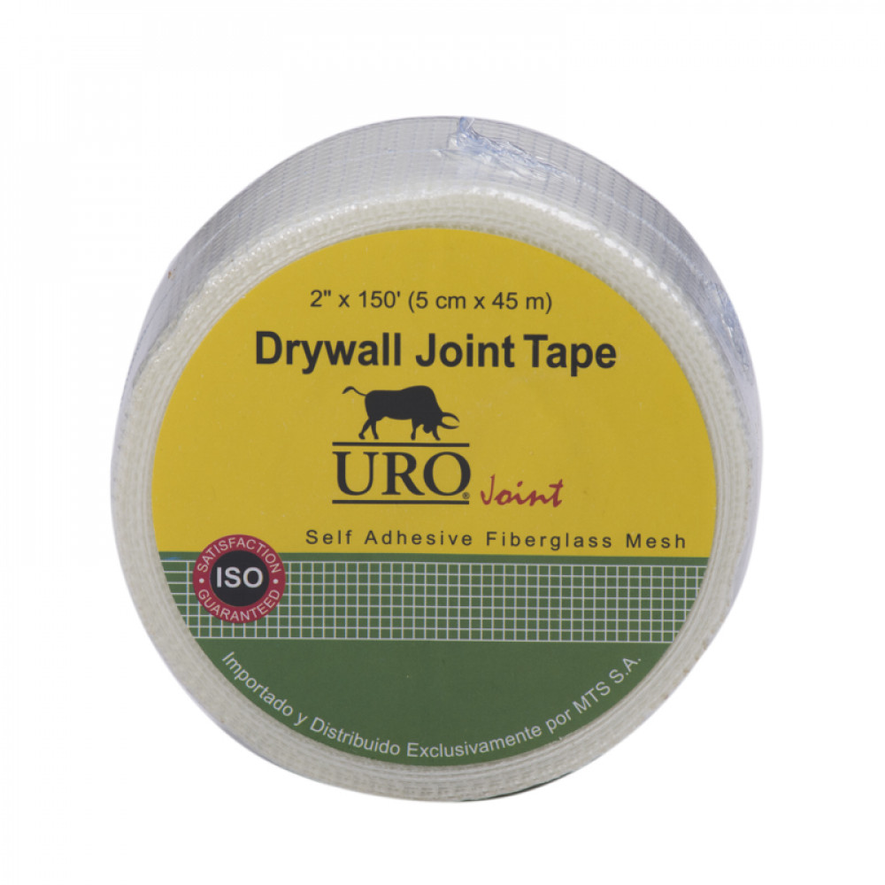 Cinta  Fibra Joint Tape 50 M/m X 45 Mts.