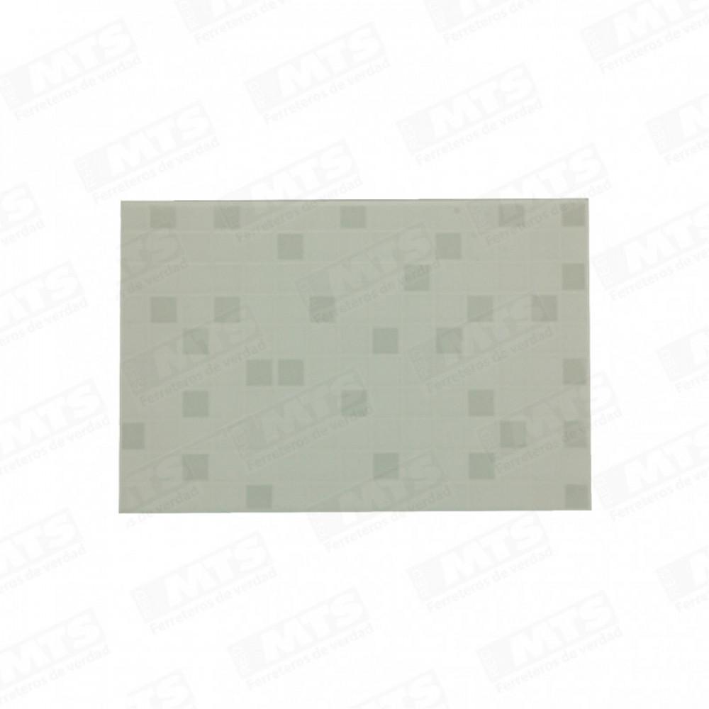 Ceramica Muro Geomtrica Frost Cuadros 20 X 30 15 Klipen