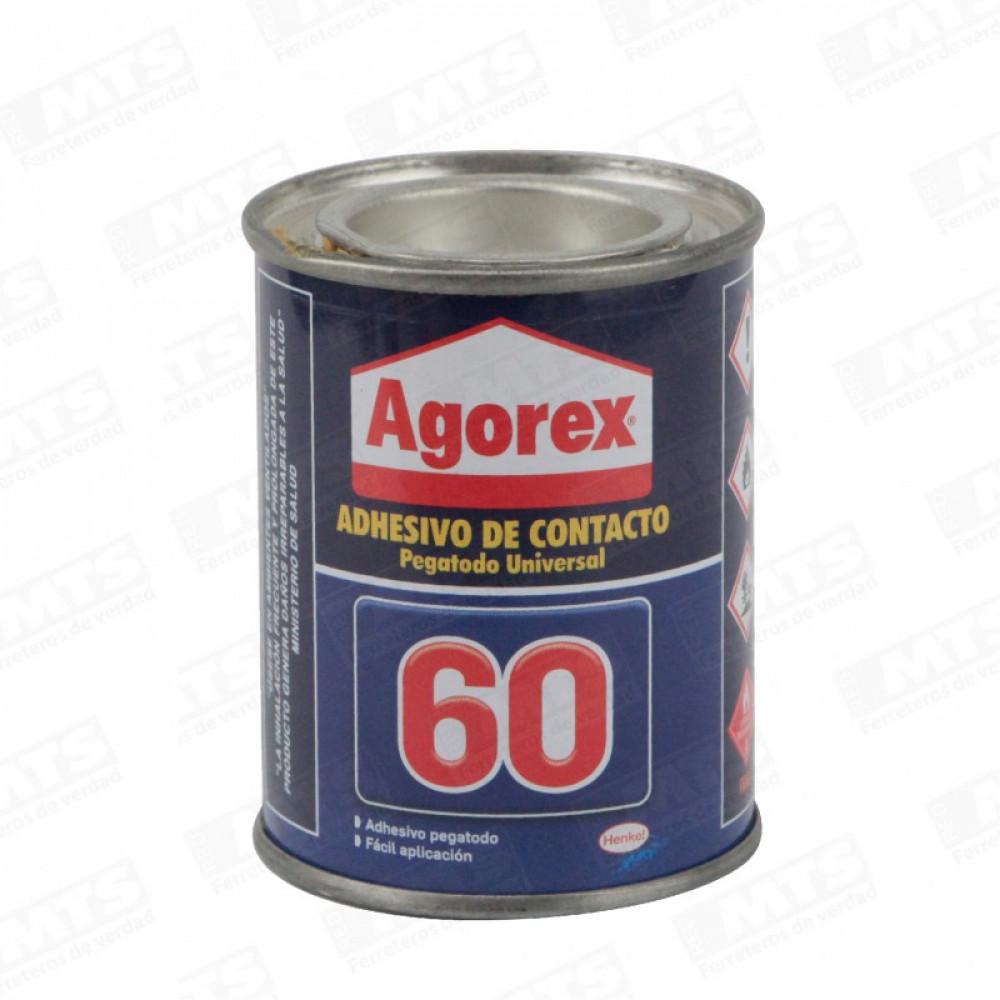 Adhesivo Agorex60 Tarro 1/32gl 4614
