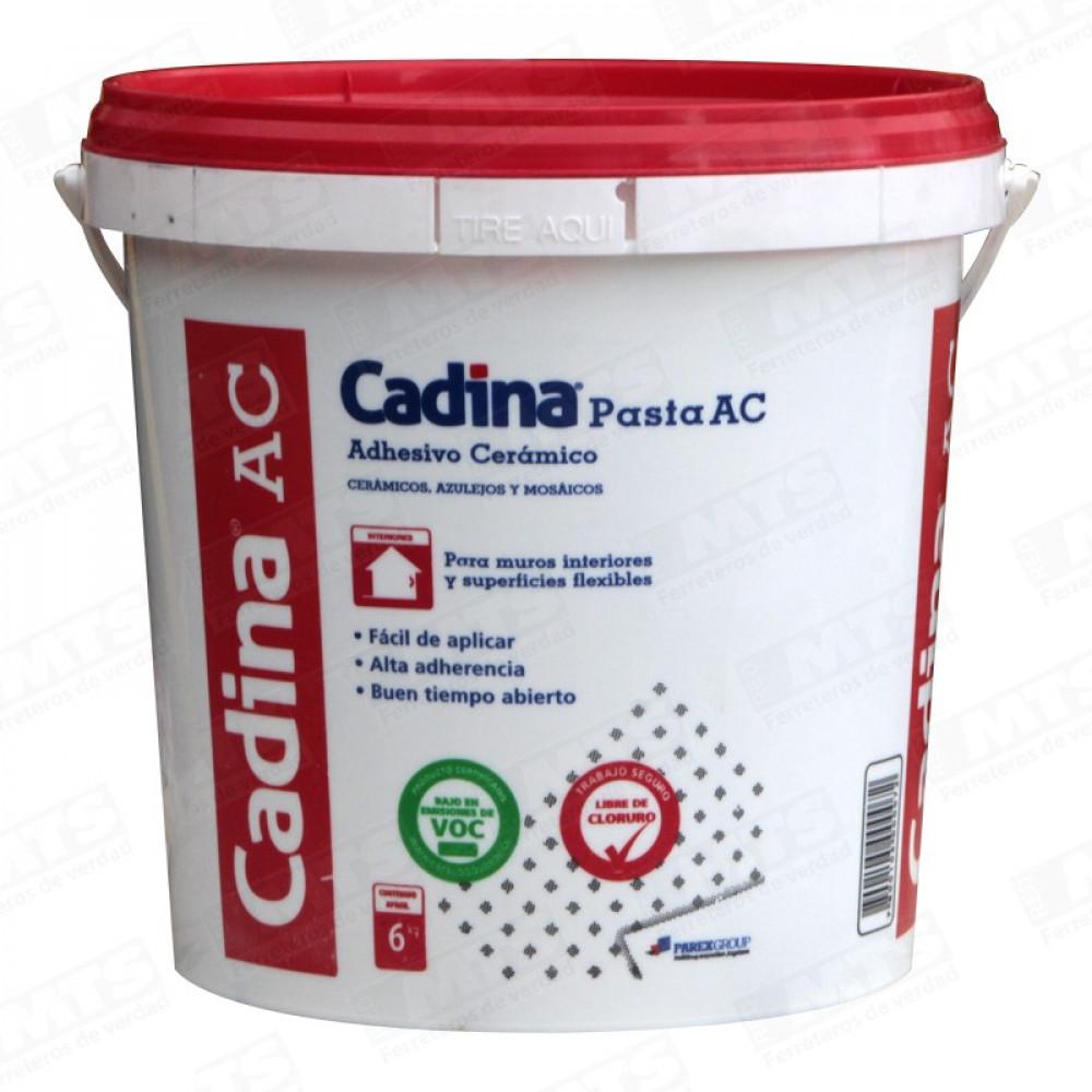 Adhesivo Cermico Ac 6 Kg Cadina