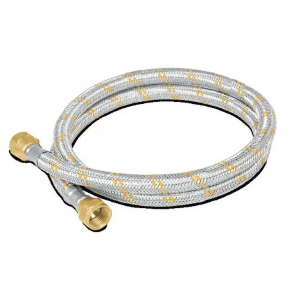 "Flexible Gas 7/8"" X 1/2"" Hi 100 Cm"