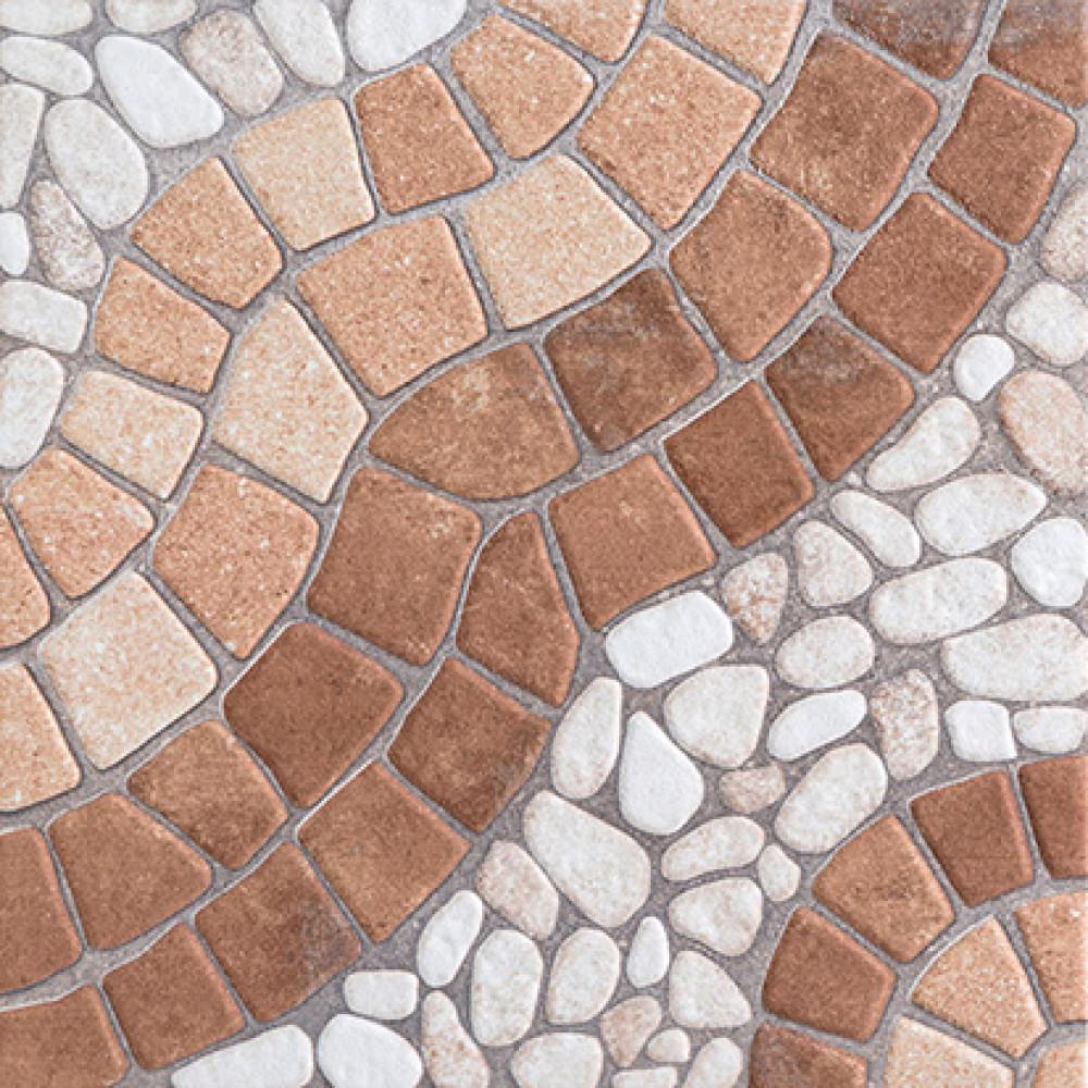 Ceramica Ornamento Adoquin 43x43 Caja 2.5m2