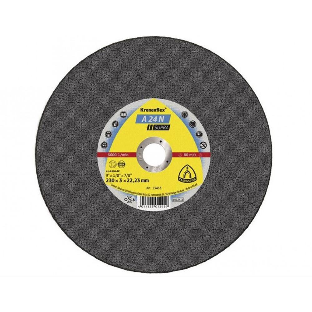 Disco  Desbaste Inox Ce A24n Supra 4 1/2 Klingpor