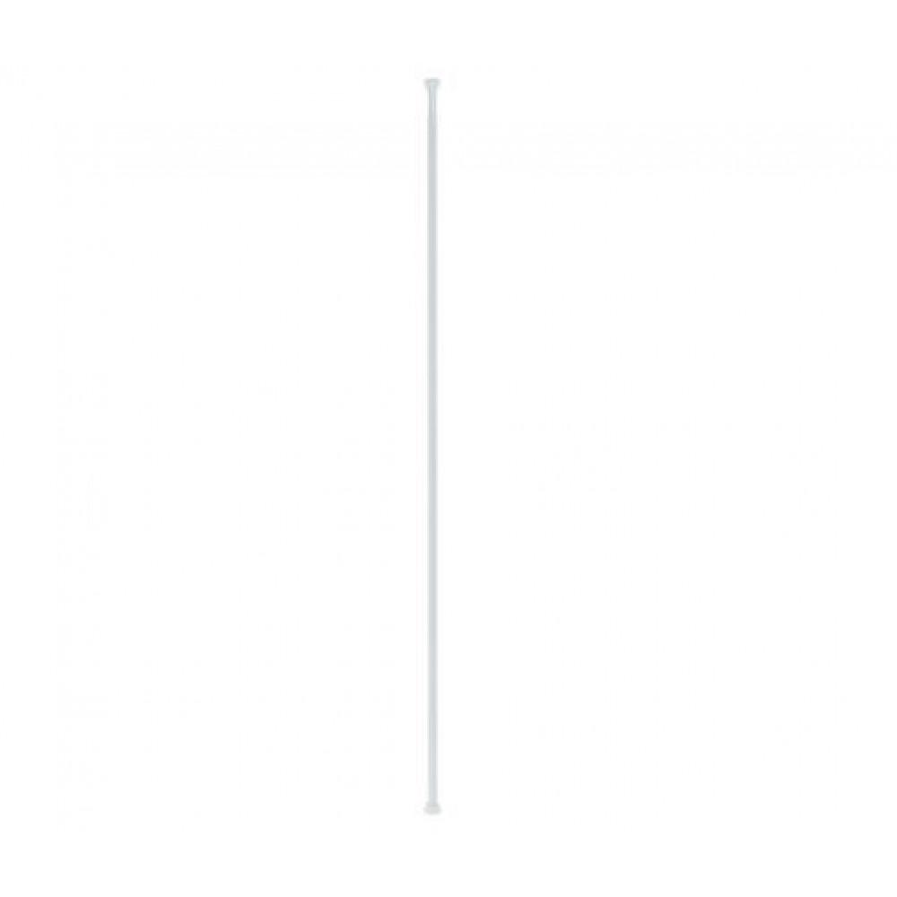 BARRA CORTINA BANO 3/4 X 2MT