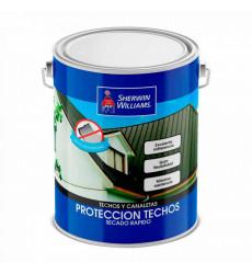 Proteccion Techo Rojo Oxido Galon