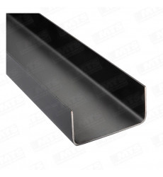 Perfil Canal 80 X 40 X 2 Mm X 6 Mt