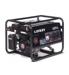 Generador Gasolina Lc2500 Dc2.2kw Partida Manual
