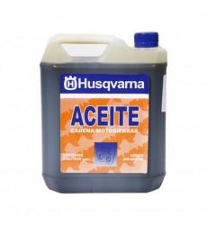 Aceite Para Cadena 5 Lts Husqvarna