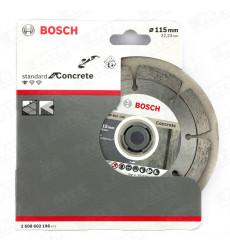 Disco Diamantado Segment. 41/2 Marm/ Grani  Bosch