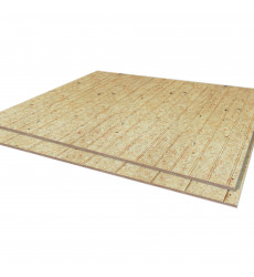 Tablero Osb Colonial 9 X 1220 X 2440 Mm