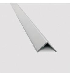 Tapacanto Aluminio Angulo 16x16mm Blanco