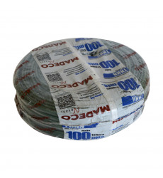 CABLE THHN VERDE 12 AWG ROLLO 100 MTS