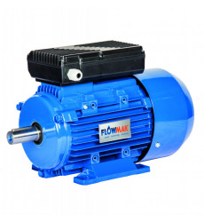 Motor Elect. Kln 104p 1hp 220v 4p 1450 Rpm