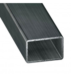 Perfil Tubular Rectangular 20 X 30 X 2 Mm X 6 Mt