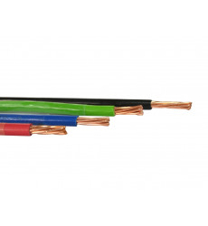 CABLE THHN NEGRO 12 AWG ROLLO 100 MTS