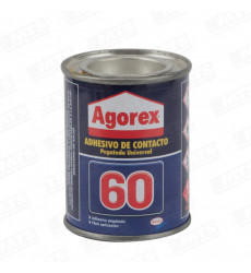 Adhesivos De Contacto 60 1/32 Gl Agorex