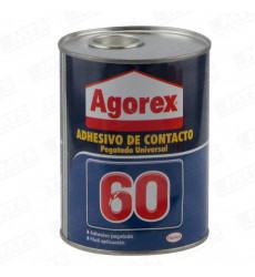 ADHESIVOS DE CONTACTO 60 1 LT AGOREX