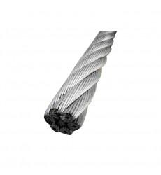 """Cable Acero 3/8 6 Hilos X 19 Hebras"""""""