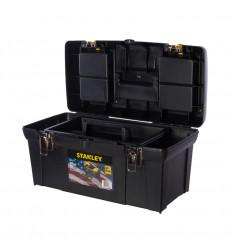 Caja De Herramientas Plastica Cierre Metalico 19 Stanley
