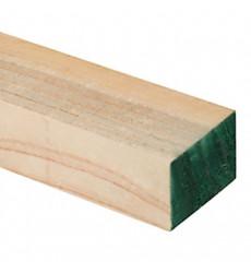 """Pino Dimensionado Verde 2 X 4"""" X 3.2 Mt"""