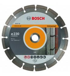 Disco Diamantado Segmentado  9universal  Bosch