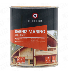 Barniz Marino Tricomar Maple 1/4 Galon