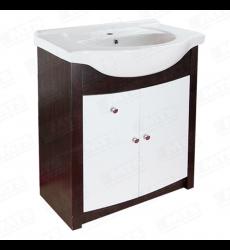 Mueble Vanitorio Cafebco S/espejo 75x55x85cm