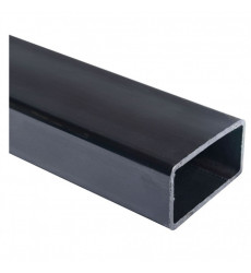 Perfil Tubular Rectangular 40 X 80 X 3 Mm X 6 Mt