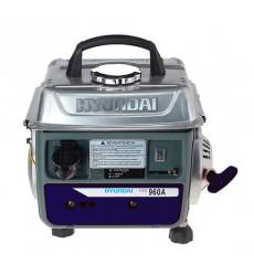 Generador Hyundai Gasolina 0,65/0,72 Kw/kva Partida Manual Monofasico Compacto