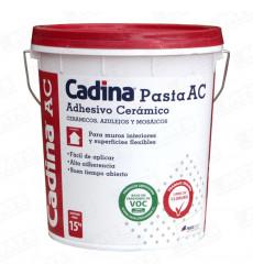 Adhesivo Ceramico Pasta Accadina (15 Kg)