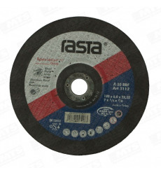 """Disco De Desbaste 7 X 1/4"""" Metal Rasta"""