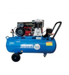 Compresor Abafer 3.0hp  X 200 Lt 220 Volt