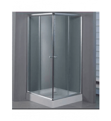 Shower Recto 80x80x195cm Importacion