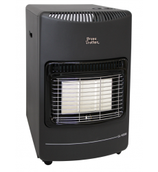 Estufa Calefactor Gas 15kg Infrarojo Gl 4200