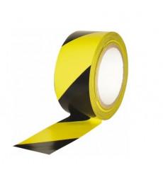 Cinta De Senalizacion Negro/amarillo 4.8cm   01498