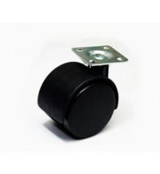Rueda Economica 50mm Base Twp50.50mm