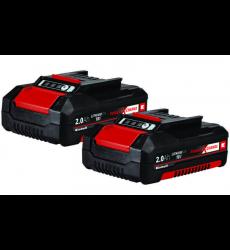 Twin Pack 2 Baterias 18V-4AH