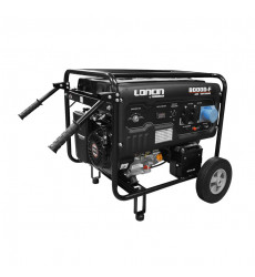 Generador Gasolina Lc 8000 7.0kw P/elct C/bat
