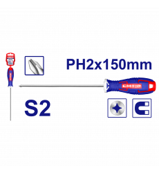 Atornillador Cruz Ph2x150mm Ebst02402 Emtop