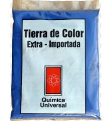TIERRA DE COLOR BOLSA 1 KG AZUL