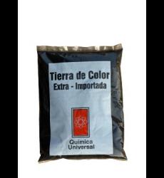 TIERRA DE COLOR BOLSA 1 KG NEGRO