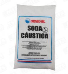 SODA CAUSTICA 1KG