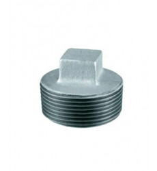"Tapa Tornillo 1/2"" Fitting Galvanizado"
